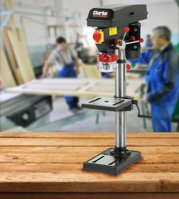 Review of Clarke CDP152B Bench Drill Press