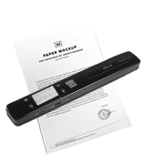 FLAGPOWER FPS-100 1050 DPI Portable Document Image Scanner