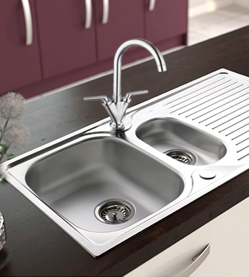 Review of Astracast Stainless Steel Kitchen Sink