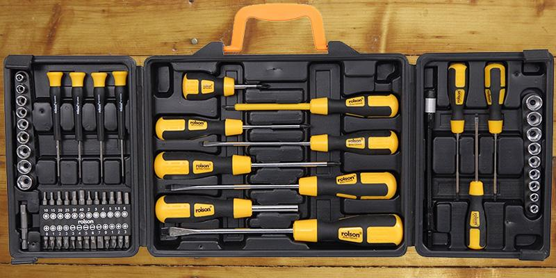 Review of Rolson Tools 36820