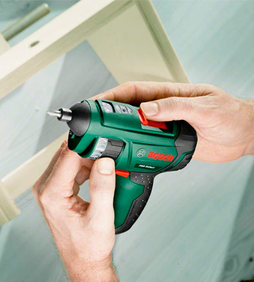 Review of Bosch PSR Select Cordless Screwdriver