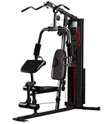 Marcy HG3000 Eclipse Compact Home Gym with Weight Stack