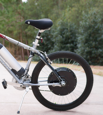 Review of Theebikemotor 48V1500W Electric Bike Conversion Kit