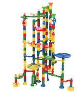 Toto 270 Marbulous Marble Run 200 Piece + 20 Marbles