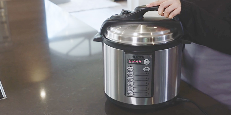 Review of BELLA Multi-Function Electric 6 L Pressure Cooker