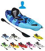 Bluewave Single Fishing Kayak