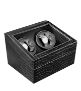 HBselect Automatic Watch Winder Box with 4 Watch Winder Positions