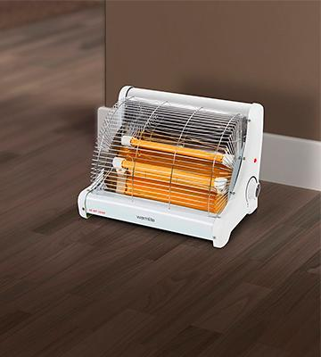 Review of Warmlite WL42008 Radiant 2 Bar Heater