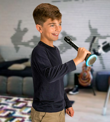 Review of Mi-Mic TY5899 Kids Wireless Karaoke Microphone