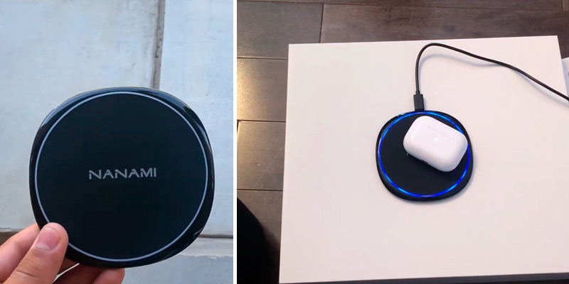 Review of NANAMI 10W Qi Wireless Charger
