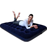 Bestway Airbeds 67002N Comfort Quest Double Flocked Air Bed