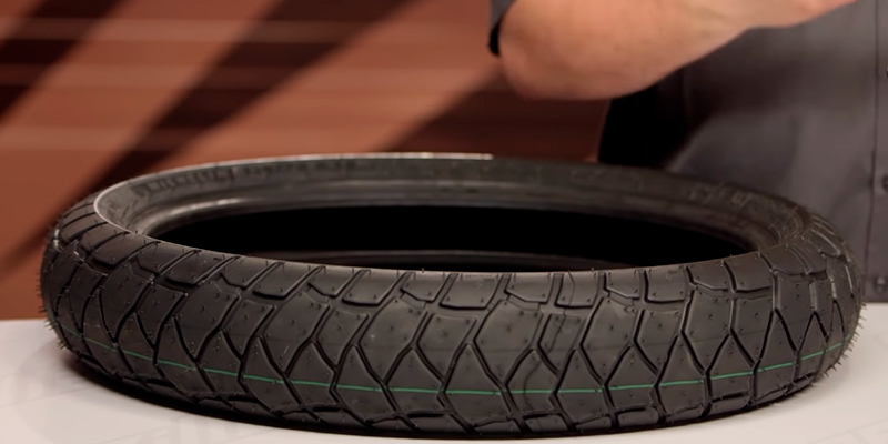 Review of Michelin Anakee adventure 150 70 R18 70V TT Tyres for motorbike