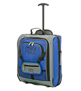 Aerolite MiniMAX Carry On Trolley Suitcase with Backpack
