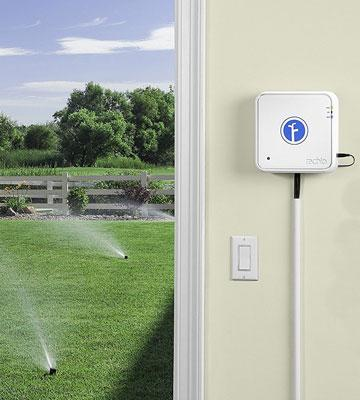 Review of Rachio Iro Wi-fi Intelligent Irrigation Controller