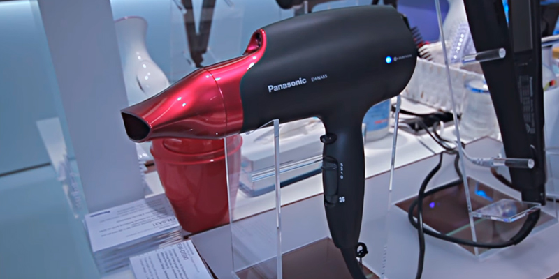 Review of Panasonic EH-NA65 Hair Dryer with Nanoe technology