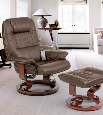 Review of Drive DeVilbiss Healthcare MC009DB Restwell Napoli Massage Chair