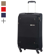 Samsonite Base Boost Spinner Suitcase Soft Shell