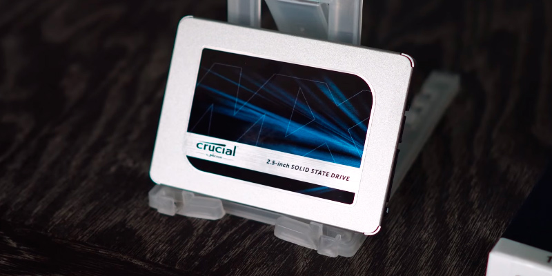 Review of Crucial MX500 SATA III