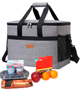 Lifewit LF233125 Large Insulated Picnic Cooler Bag