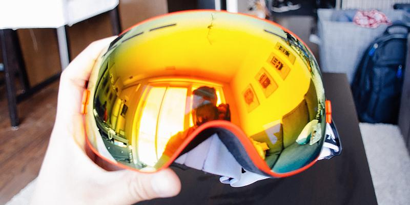 Review of Zionor Snowmobile Snowboard Skate Ski Goggles