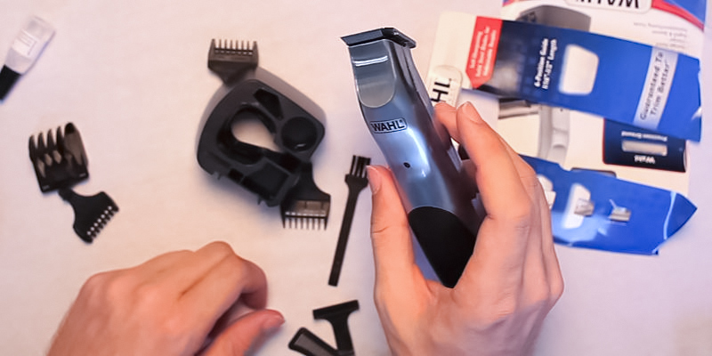 Review of Wahl 9916-1117 Groomsman Beard Trimmer Set