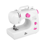 Uten ST-508B Beginner Sewing Machine Mini Thread Basic Portable