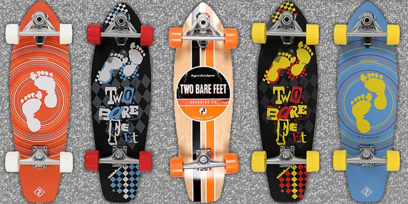TBF Complete Carving Cruiser in the use