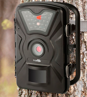 Review of X-Lounger 611517144851 Game Trail Camera No Glow Infrared Night Vision