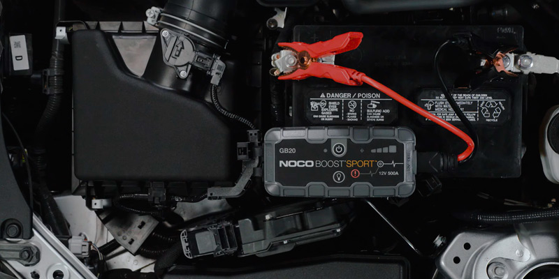 Review of NOCO Boost Sport GB20 Car Battery Jump Starter