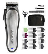 Wahl Lithium Ion Technology Cordless Hair Clippers for Men