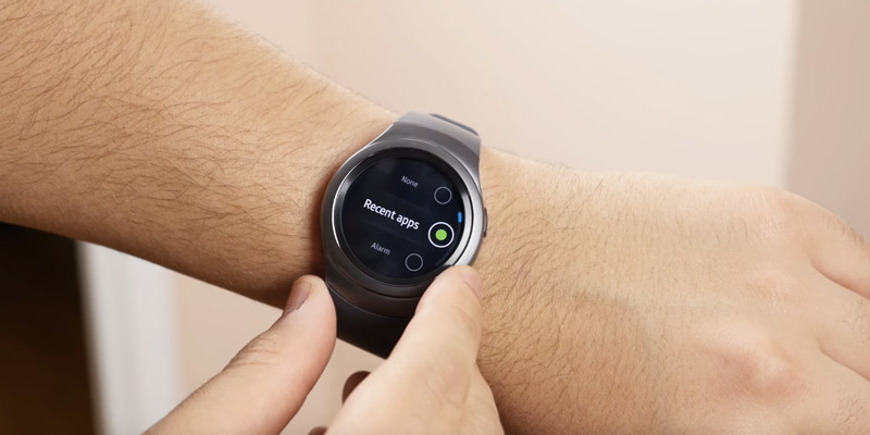 Detailed review of Samsung S2 Smartwatch