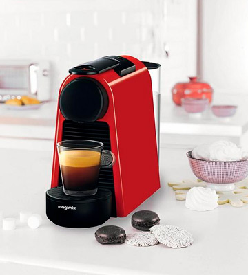 Review of Nespresso Essenza Mini Coffee Machine