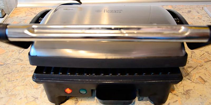 Detailed review of Russell Hobbs 17888 Panini Press