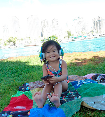 Review of VCOM DE802 Kids Headphones