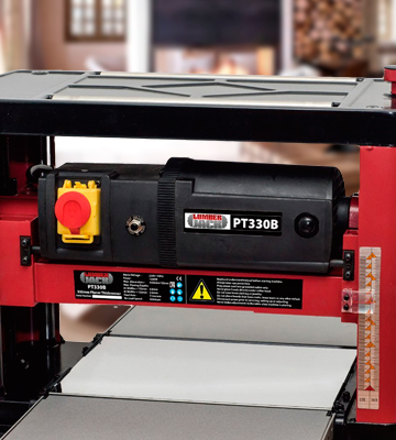Review of Lumberjack PT330B Bench Top Planer Thicknesser