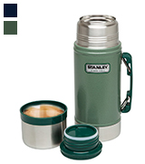 Stanley 10-01229-003 0.72 Litre Classic Food Jar, Green