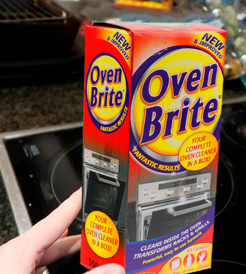 Review of Oven Brite 500ML Complete Oven Cleaner