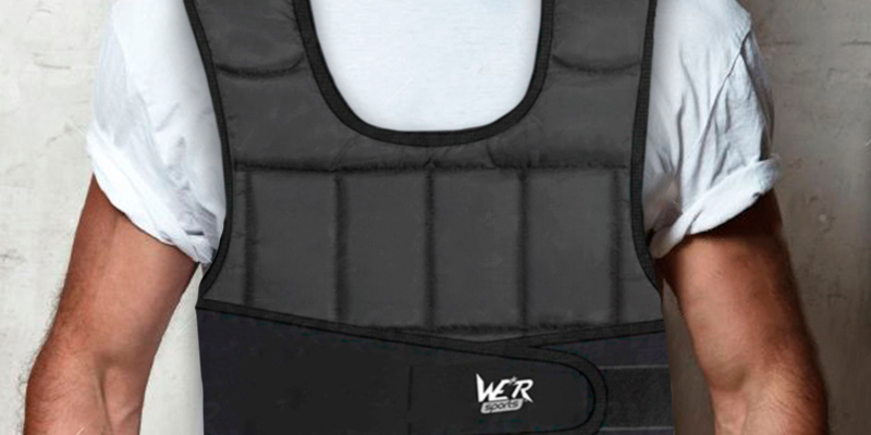 Review of We R Sports XTR-5-BLU Weight Vest