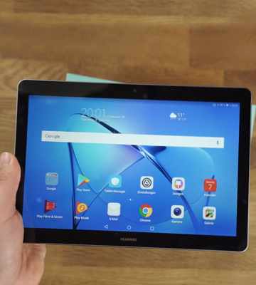 Review of Huawei MediaPad T3 (53018635) 10 Tablet (Qualcomm Quad-core 1.4GHz, RAM 2GB, ROM 16GB)