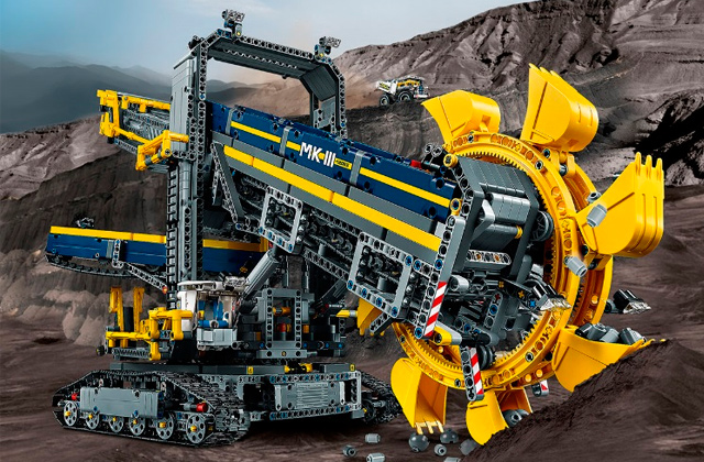 Best LEGO Technic Sets
