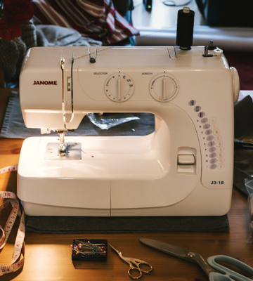 Review of Janome J3-18 Sewing Machine