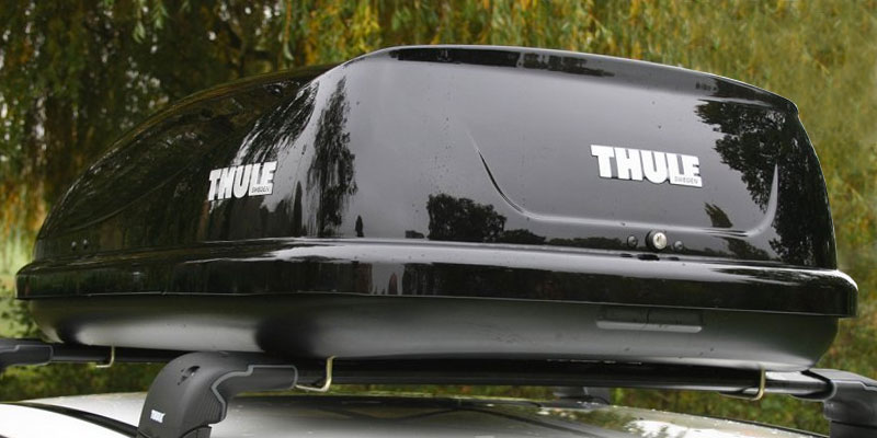 Review of Thule Ocean 80 Car Roof Box