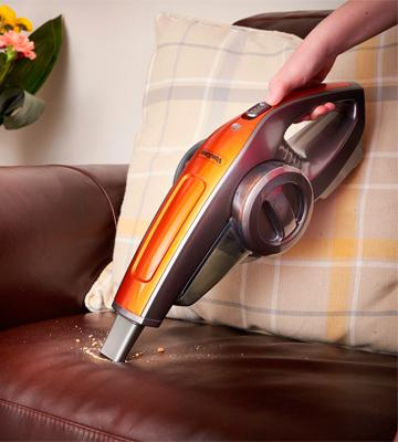 Review of VonHaus Rechargeable Portable Handheld Vacuum Cleaner with accessories