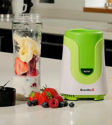 Review of Breville VBL062-01 Blend Active Personal Blender