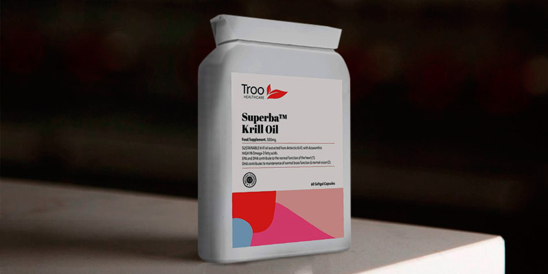 Review of Troo Health Care 500 mg Superba Krill Oil Extract