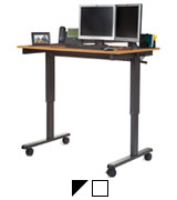Stand Up Desk Store SUDC48FT Stand Up Desk