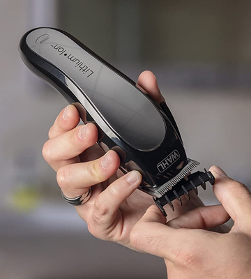 Review of Wahl Lithium Ion Technology Cordless Hair Clippers for Men