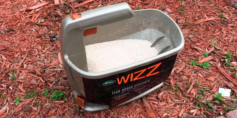 Review of EverGreen Wizz Year Round Spreader