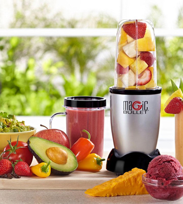 Review of Nutribullet Magic Bullet Blender