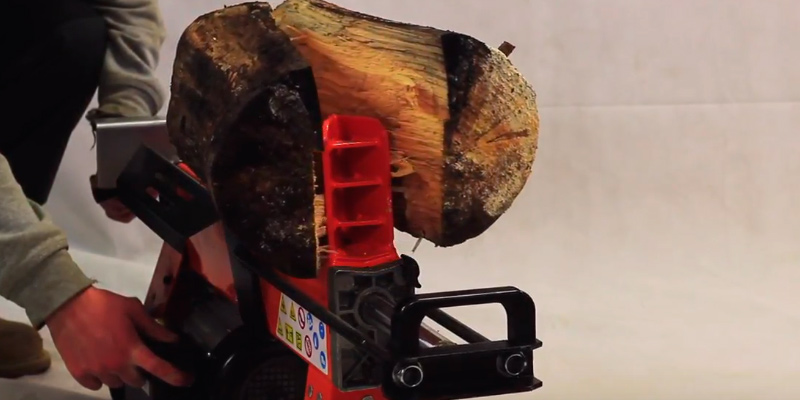Detailed review of Forest Master FM5 Log Splitter